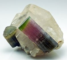 Tourmaline, Quartz-An open door to the deeper dimensions of your life to help you understand and accept them as such. Trapped in deep quartz tourmaline suggests hidden things in your life you need to recognize them, accept them as such and try to make a point. This stone will help you understand everything in depth, to give them meaning and discover over time that are unique in your way right through the little things in your life.is a  to overcome obstacles small, messy situations to be…
