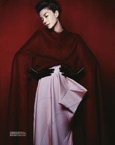 Eye Candy : Faye Wong for Harpers Bazaar // rolala loves fashion photography White Editorial, Editorial Fashion, Man Photography, Editorial Photography, Faye Wong, Fashion Photography Inspiration, Fashion Inspiration, Only Fashion, Women's Fashion