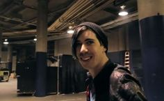 josh with a black beanie Marianna Trench, Marianas Trench Band, Josh Ramsay, Canadian Boys, Memphis May Fire, Type O Negative, Band Quotes, Black Beanie, Pop Songs