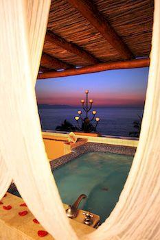 The 4 1/2 Star Villa Premiere Hotel & Spa in Puerto Vallarta, Mexico. 35% Off! #PuertoVallarta #Vacation #Mexico #Resort
