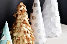 Paper, Fabric & Felt Trees » Little Inspiration