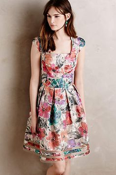 Faria Dress - anthropologie.com