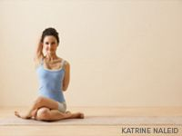 Learn Gomukhasana (Cow Face Pose) to Stretch Arms, Shoulders, and Legs