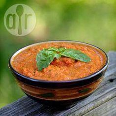 Molho de tomate de liquidificador @ allrecipes.com.br