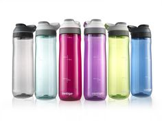 COMING SOON! Meet the Cortland. The NEWEST Water Bottle to our AUTOSEAL Collection!