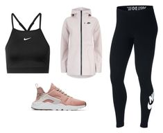 """""""Untitled #14"""" by kjvollys on Polyvore featuring NIKE"""
