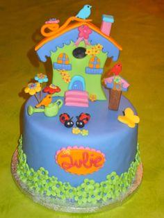 Sweetsinabox.be Cake spring