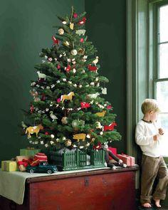 HousesDesign. Фотография из статьи «Украшаем детскую комнату к Новому году: 6 идей»