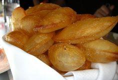 Potato Dishes, Potato Recipes, Snack Recipes, Cooking Recipes, Snacks, Potatoes Anna, Aloo Curry, Tapas, Loaded Sweet Potato