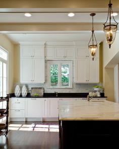 Transitional Kitchen Design. Younique Interior Designs San Antonio ...