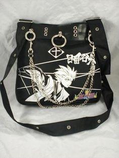 Awesome anime purse! Hitsugaya Toshiro!
