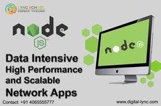 Anyone who is interested to learn Server based technologies Lync School offers the best courses. We design this course that you can build your career as a node developer using third party node modules like MongoDB and Express.
