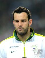 Fussball Nationalmannschaft : Samir HANDANOVIC (Slowenien)