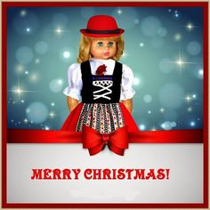 """MY CHRISTMAS WHITH YOU  --  SEE THE VIDEO OF THIS DOLL:  """"SHOW AND RARE BEAUTY"""""""