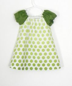 Patrick\u0027s Green Ombre Toddler Spring Dress Ready to Ship (sizes Months months and