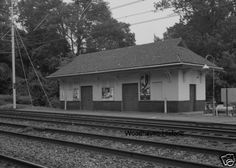 Merion-Railroad-Station-Freight-House-PA-Photo