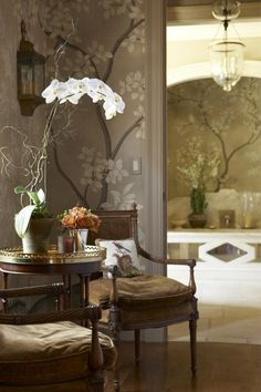 Chinoiserie Chic | from My inner landscape