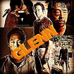 The Walking Dead... Glenn