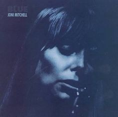 What is there to say about Joni Mitchell's Blue album that hasn't been said already? Blue was the work of Joni Mitchell at her peak. It was an open diary pouring out her bleeding heart, her sorrow and her sadness.… Read more → Music Albums, Music Songs, My Music, Music Videos, Hello Music, Sound Music, Folk Music, Music Icon, Music Lyrics