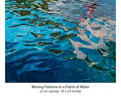 Moving-Patterns-in-a-Patch-of-Water-18-x-24