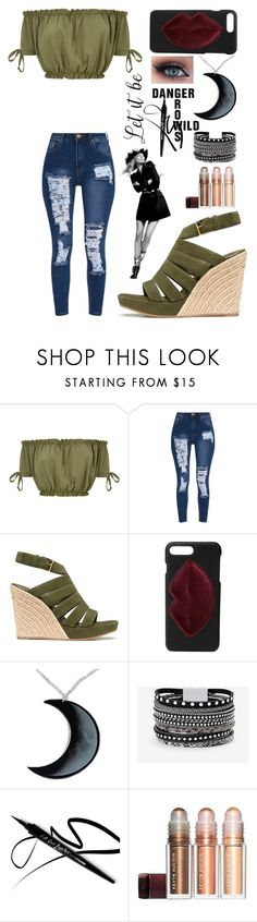 """""""My style"""" by keren300 ❤ liked on Polyvore featuring Tory Burch, Kendall + Kylie, Curiology and White House Black Market"""