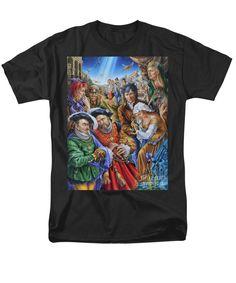 Artist And Merchants T-Shirt for Sale by Alexander Donskoi