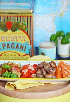 luzia pimpinella: food love | italienische antipasti