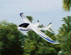 "nice Firstar 2.4G FPV RC 3CH EPO Airplane 30"" WingSpan Beginner Glider R/C First Trainer Plane RTF"