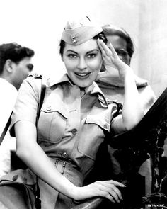 This has to be my favorite photo of Ava Gardner...ever.