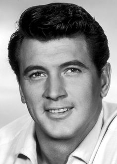 Rock Hudson, 1950s Canvas Print / Canvas Art by Everett