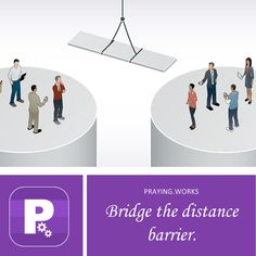 Distance is no longer an excuse for you not to pray together as a family. The Praying.Works app has bridged that gap. Now you can pray together via the web and mobile devices. Prayer Quotes, Distance, Gap, It Works, Prayers, Long Distance, Prayer, Beans, Nailed It