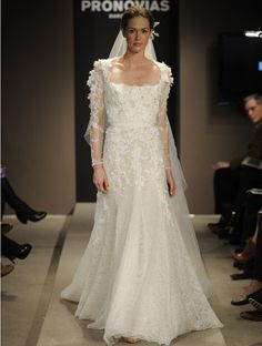 6 Wedding Dresses With Sleeves (Hot Trend Alert!)