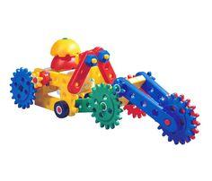 Junior Engineer Gears, 62 pzs.