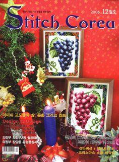 Gallery.ru / Фото #1 - Stitch Corea 12-2006 - patrizia61