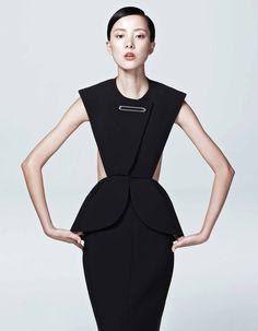Double Feature: Alexander Wang & Balenciaga. Harper's Bazaar US August 2013 & Vogue China September 2013