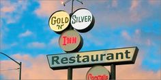 Gold 'N Silver Inn (Reno, Nv) Diners, Drive-Ins & Dives