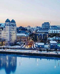 Oslo, Norway. Shared by Edith Cruz