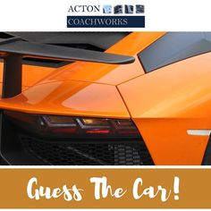 >>> CAR EXPERTS <<<  Can you guess what car this is?????? Put your answers in the comments below _ _ _ _ _ _ _ _ _ _ _ _ _ _ _ _ _ _ _ _ _ _ _ _ _ _ _ _  Acton Coachworks is a supercar and prestige vehicle bodyshop in London. Need a repair quote? Click the link in our bio now to request a quote from us.