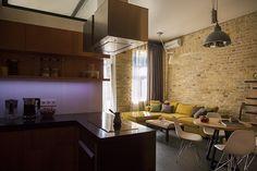 Loft Apartment by Alex Bykov | Home Adore