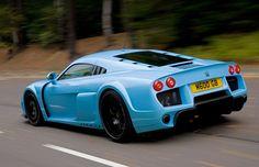Baby blue Noble M600, Sweet!