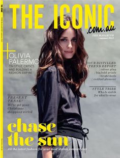 THE OLIVIA PALERMO LOOKBOOK: Looking back on 2012 : Magazine Covers