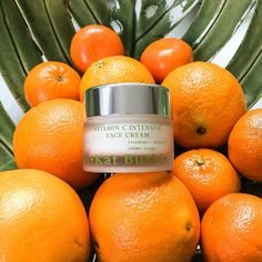 Kat Burki Vitamin C Intensive Face Cream is our #1 #bestselling product for a reason, discover why today