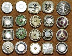 Vintage ART DECO 1920's CUFF LINKS Baer & Wilde Snap-Link Kum-A-Part Sta-Lokt    eBay