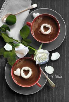 coffee or tea for two Coffee Gif, Coffee Quotes, Coffee Break, Coffee Heart, Coffee Love, Coffee Drinks, Coffee Cups, Coin Café, Coffee Presentation