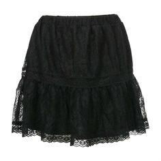 Shyanne® Women's Ruffled Lace Skirt