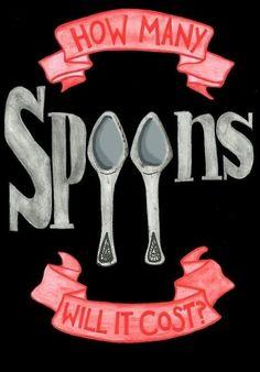 spoons - fibro