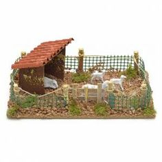 Nativity setting, lake with 2 swans, movement Sale: Nativity setting, lake with 2 swans, movement. The nativity swan scene measures Nativity setting for do-it-yourself nativities. Christmas Village Houses, Christmas Nativity, Christmas Items, Christmas Diy, Pallet Halloween Decorations, Evergreen House, Janmashtami Decoration, Clay Fairy House, Sims Building