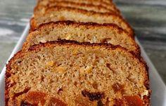 Cake citron cannelle
