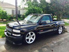 2002 Silverado SS / HD Hood