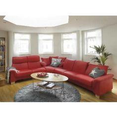 The Paradise Sectional from Stressless Furniture